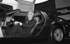 John DeLorean's Real Life Was Crazier Than Back to the Future